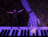 Shooting Stars (by Bag Raiders) - Music video