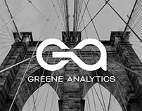 Greene Analytics Brand Identity