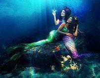Under Water Magic