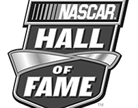 Directional Map system for NASCAR Hall of Fame