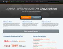 Livefyre Website