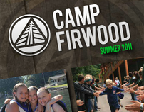 2011 Camp Firwood Brochure