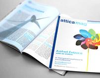 Attica Bank Magazine