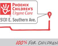 PCH Urgent Care Campaign