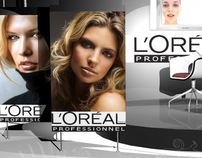 L'OREAL Stand