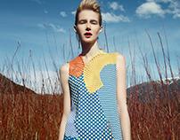 Editorial: 'Extrema Latitud' for Harper's Bazaar Chile
