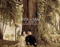 Anne + TakSam  (HongKong)