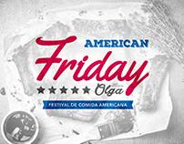 American Friday | Padaria Santa Rosália Granja Olga