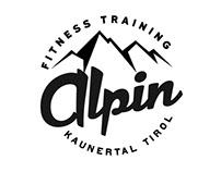 Aplin Fitness Logo Design