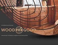 Presentation WoodForGood