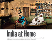India at Home Review in Better Photography June 2017