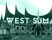 West Sumatra Tourism Map