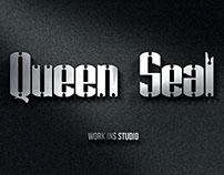 Queen Seal Font
