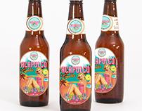 ACAPULCO GOLDEN LAGER: cerveza mexicana artesanal