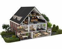 Inspiratie huis - Muntz