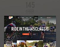 145 Classic - Website Design