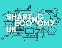 Sharing Economy UK - Responsive Website Design