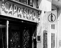 "Advertising ""Cap de Suro, Barcelona"""