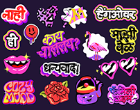 Stickers & Filters for Snapchat India