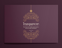 Transparecer | Thesis Book