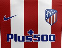 Atletico Madrid x Nike   Home & Away Set