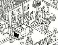 Wie funktioniert eine Stadt?