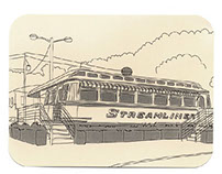 Savannah Postcards Drawings