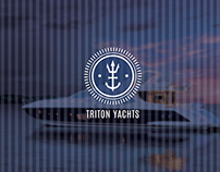Branding: Triton Yachts