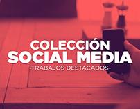 Social Media - Trabajos Destacados