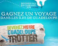 Application Facebook - Guadeloupe Trotter