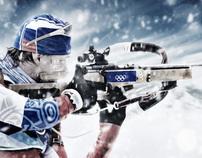 Sochi 2014 Olympic prints