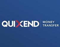 Quixend Rebranding - Concept