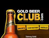 Tuborg // web site & posters
