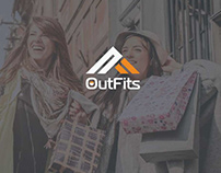 OutFits Facebook Cover Design & Animation