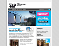 The Architectural Review - Subscription pack