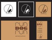 RUN DOG RUN logo