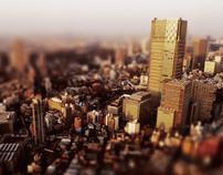 Toy cities