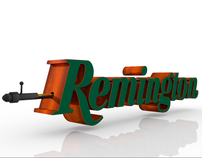 Remington Logo Animation
