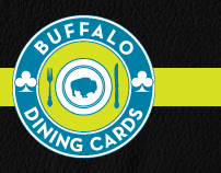 2010 Buffalo Dining Cards