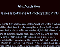 Print Acquisition, Prices, Ordering