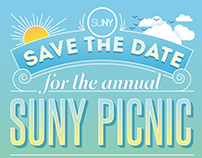 SUNY Picnic Save The Date