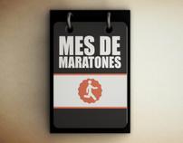 MES DE MARATONES CANAL SONY