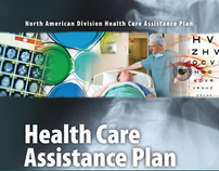 Cover for Health Care Assistance Program Book