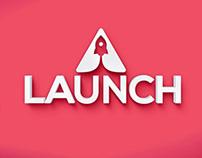 Logo: Launch