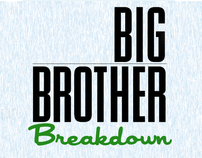Big Brother Breakdown [Infographic]