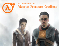Hans Freeman: Half-Life 3 - Adverse Pressure Gradient