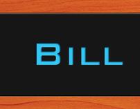 Bill Trammel Personal Card