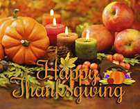 Lupine Publishers - Thanksgiving Wishes