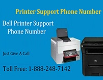 Dell Printer Support Phone Number 1-888-248-7142