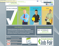 SC Works WorkLink Workforce Website